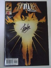 The Sentry #1 Dynamic Forces Signed Stan Lee COA Ltd 20 Marvel comic book